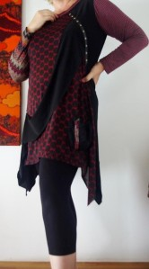 Winter Tunic Front