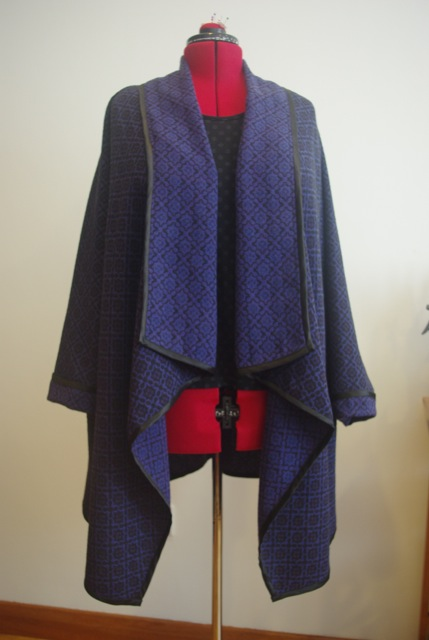 Waterfall Coat Fr1